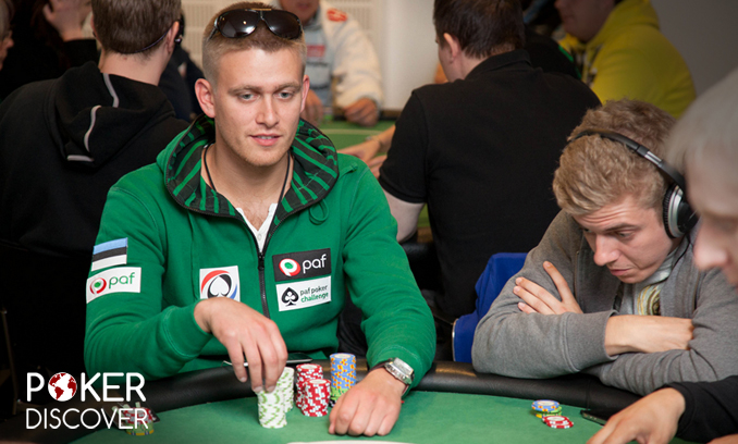 Poker in Estonia