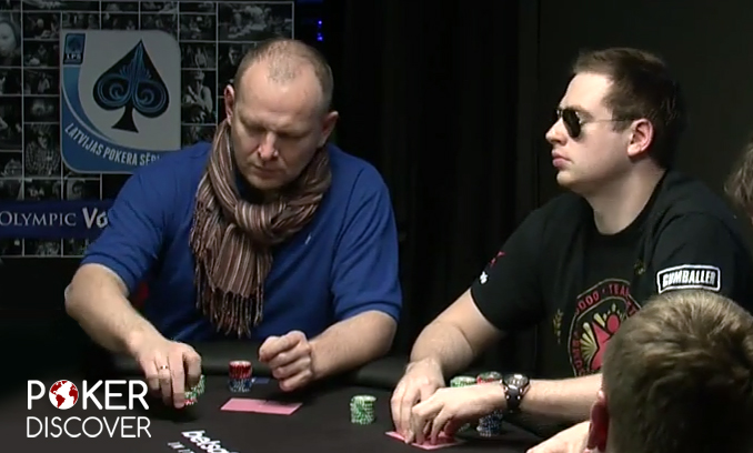 Poker in Latvia