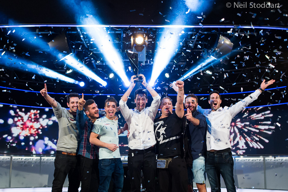EPT Monaco, Part 2: the first champion from Spain