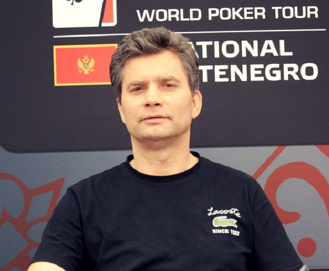 Valeriu Coca is accused of cheating at WSOP