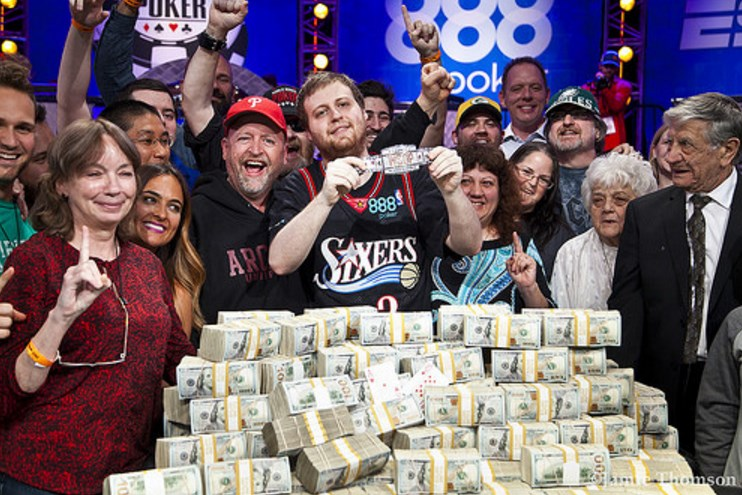 WSOP November Nine: McKeehen is the New Champion ($7,683,346)!