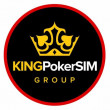 King Poker logo