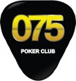 075 Poker Club logo