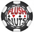 Flush Nuts Poker Club logo