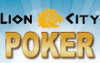 Lion City Poker logo