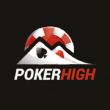 High Stakes Poker Club logo